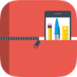 """""""Pencil Case"""", a Mobile Application Builder by Robots and Pencils, was..."""