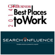 """Search Influence Named one of """"Best Places to Work"""" by..."""