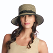 Straw bucket hat by Physician Endorsed