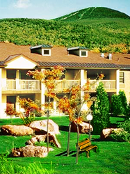 New Life Hiking Spa's new location in Mendon, Vermont