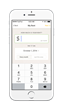 Pay with RadPad Feature on iPhone App