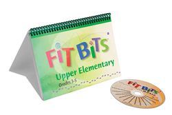 Michigan Fitness FitBits Upper Elementary Activity Book