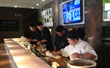 Head Sushi Chef Vu Hoang and the team at Sub Zero Vodka Bar prepare fresh sushi.