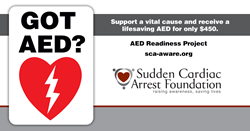 Got AED?
