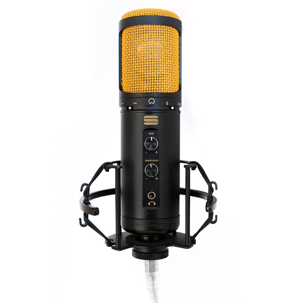 editors keys launch sl600 mk2 usb condenser microphone. Black Bedroom Furniture Sets. Home Design Ideas
