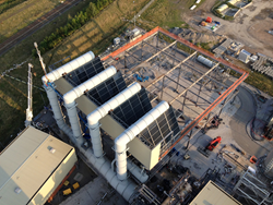 power station relocation