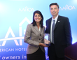 AAHOA Honors Gov. Nikki Haley with Friend of the Hotelier Award