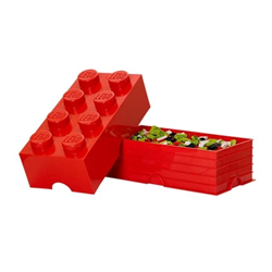 Lego storage boxes from SpaceSavers.com