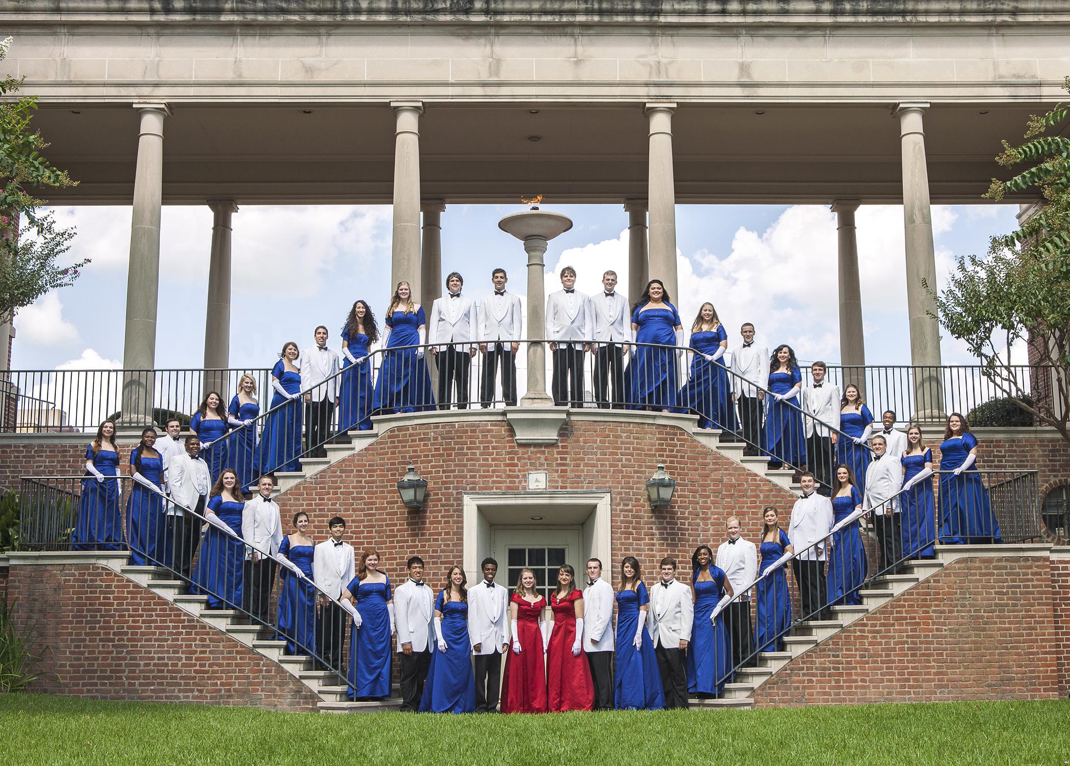 Centenary College Choir Tours Dfw San Antonio