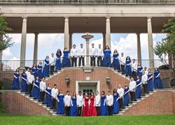 2014-2015 Centenary College Choir