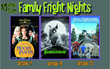 Family Fright Nights: Halloween Movies on the Beach in October