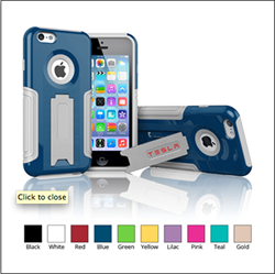Rugged G-Force Case for iPhone 6 and Plus