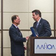 AAHOA Honors U.S. Rep. Bill Posey with Friend of the Hotelier Award
