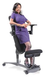 Mounting requests for the ergonomic Stance Angle Chair has propelled  ergonomics manufacturer, HealthPostures, to release an enhanced version of  the ...