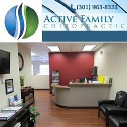 Gaithersburg Chiropractor - Active Family Chiropractic