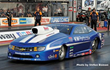 Jimmy Ålund and the J&J Performance Pro Stock Camaro