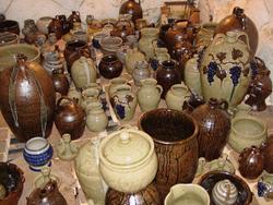 crocker pottery