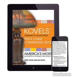 kovels, antiques, collectibles, prices, ebook, ereader