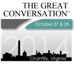 Security Leaders Speak at The Great Conversation in Virginia October...