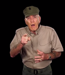 the gunny, hunting with heroes, hwh, veterans