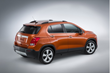 2015 Chevrolet Trax Goes Mainstream with WiFi Connection