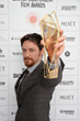 James McAvoy wins Best Actor at the British Independent Film Awards