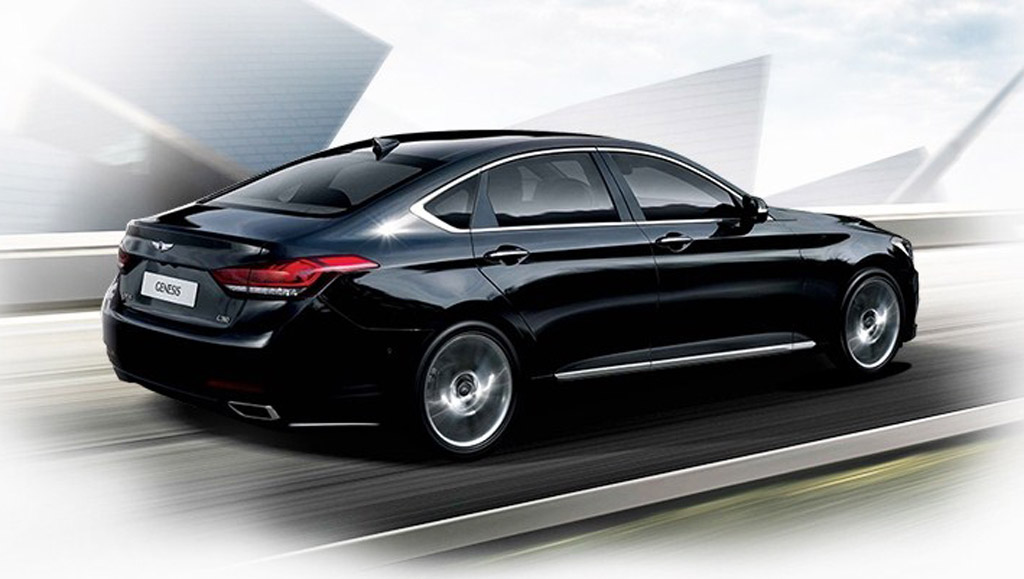 Wonderful 2015 Hyundai Genesis Awarded Top Safety Rating