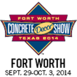 2014 Concrete Decor Show logo