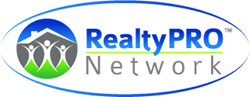 """RealtyPRO Network national real estate referral company & real estate license holding company - """"Connecting the World with the Best Agents!""""™"""
