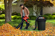 WORX LeafPro High Capacity Universal Collection System is a perfect complement to TRIVAC and other major brands of blower/mulcher/vacs.