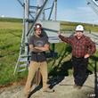 LBA Helps Make Wireless History in the Alaskan Tundra