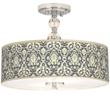 Damask Ceiling Light