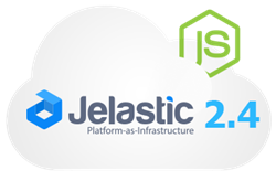 Jelastic Expands Enterprise Cloud and Multi-Language PaaS Capabilities, Adds Node.js Support