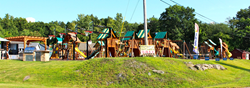 Storage sheds wooden swing sets sheds on sale NY CT