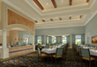 Sensations Elegant Dining Room at Discovery Village At Naples in Naples, Florida.