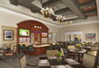Legends Club & Bar at Discovery Village At Naples in Naples, Florida.