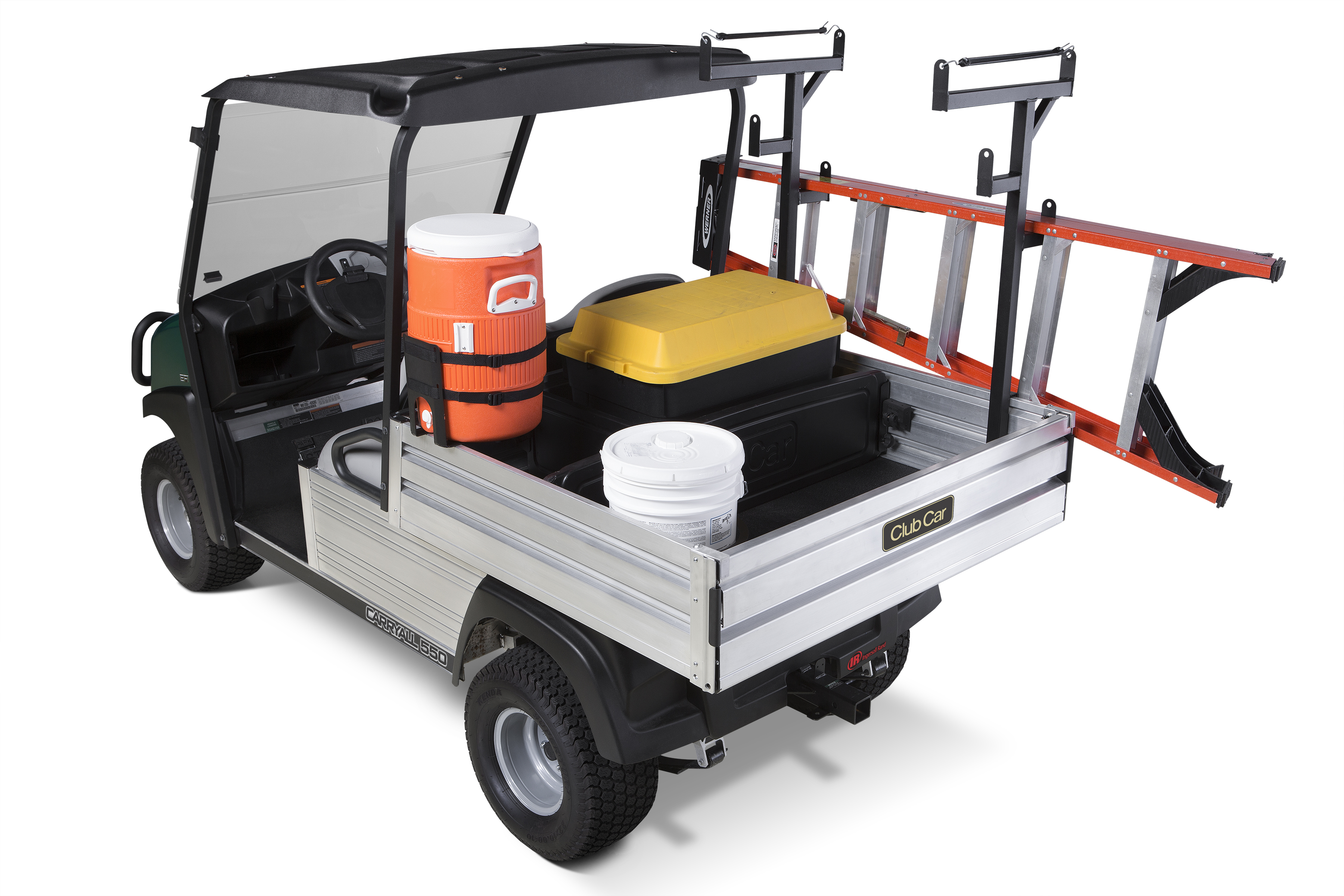 Used Cars Augusta Ga >> Club Car Introduces New VersAttach™ Bed-based Attachment ...