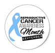 September is Reproductive Cancer Awareness Month