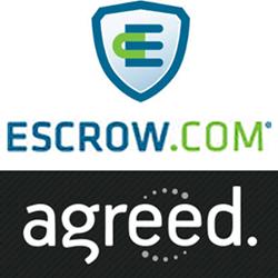 Escrow.com and Agreed.com