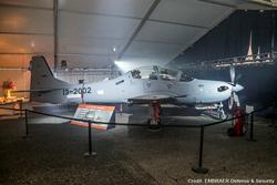 SNC's A-29 Super Tucano