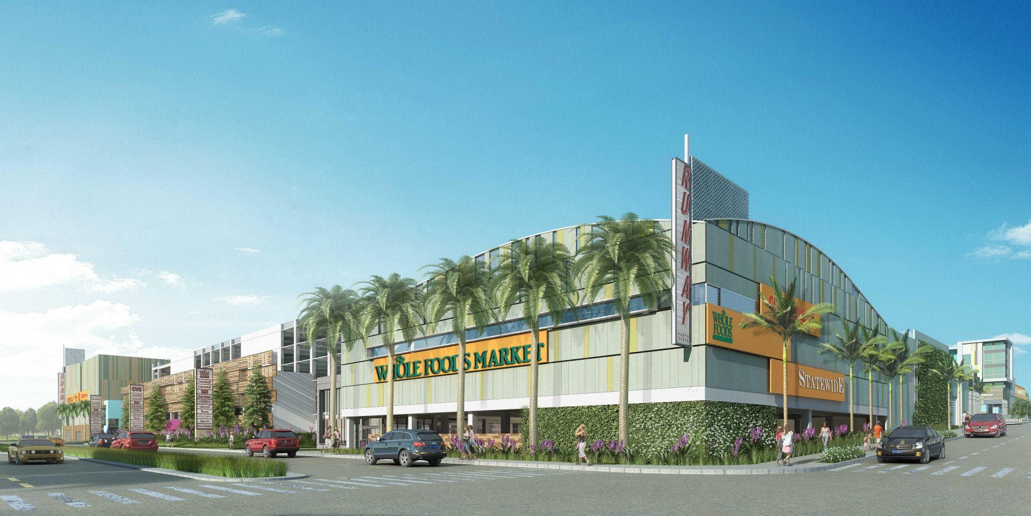 Multi Million Dollar Runway Playa Vista Project Has Allura