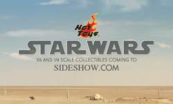 Sideshow Collectibles and Hot Toys