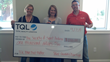 New TQL Moves that Matter program awards its 4th donation