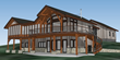 Reclaimed Timber Frame Home By New Energy Works Featured in Timber...