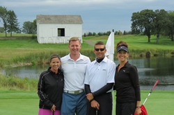 Ideal CU Community Foundation golf tournament