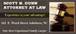 Scott N. Dunn Announces Inclusion of Collaborative Law in Asheboro...