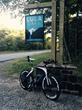 Lula Lake Land Trust sign