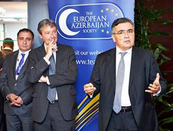 Ambassador Isgandarov, Azerbaijan Ambassador to Belgium and the EU