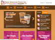 Brave River Solutions Launches Website for Great American Donut, Inc.