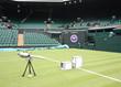 Court Testing at Wimbledon